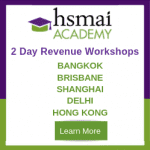HSMAI 2 Day Hotel Revenue Certificate Course – Brisbane